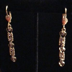 Accessories - Silver 14kt yellow gold plated Earrings